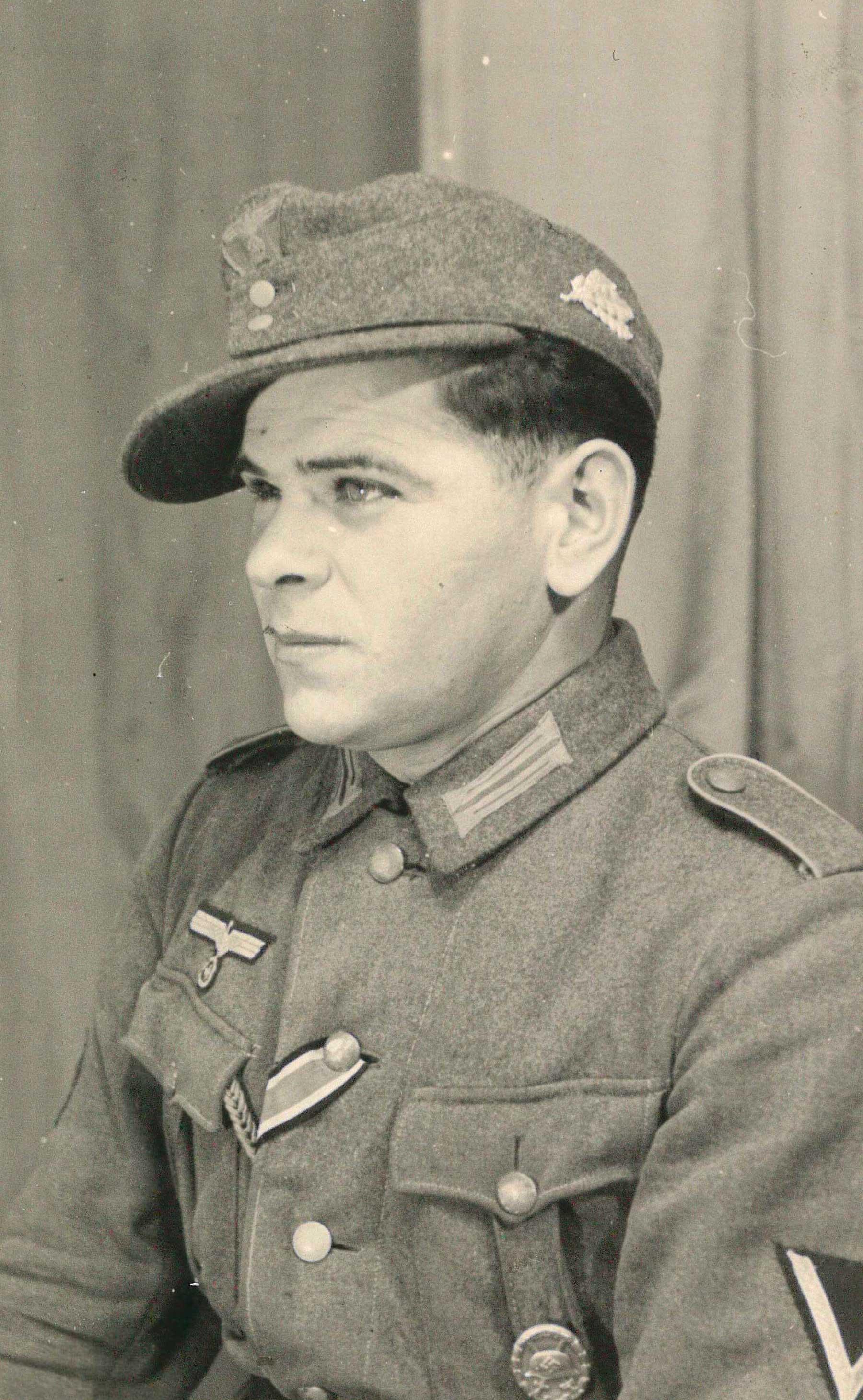 Biographie Karl Paulmaier – Heimkehr 1956